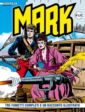 il Comandante Mark edizioni IF copertina numero 91