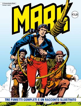 il Comandante Mark edizioni IF copertina numero 92