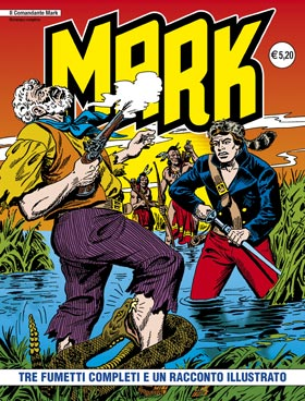il Comandante Mark edizioni IF copertina numero 93
