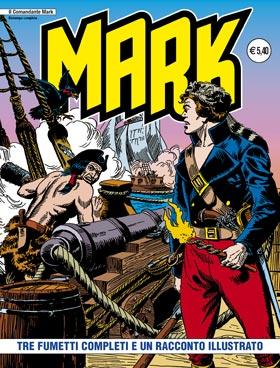 il Comandante Mark edizioni IF copertina numero 94