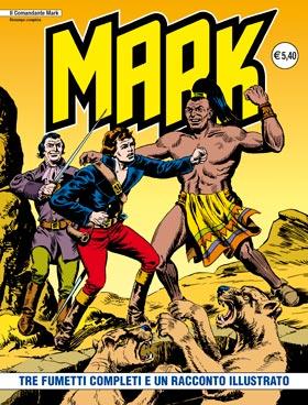 il Comandante Mark edizioni IF copertina numero 95