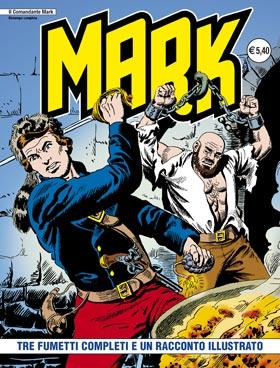 il Comandante Mark edizioni IF copertina numero 96