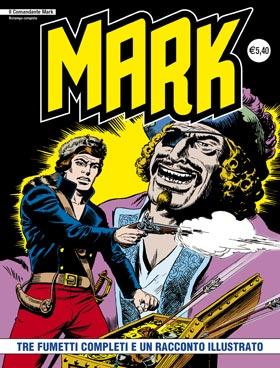 il Comandante Mark edizioni IF copertina numero 97