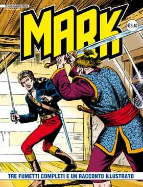 il Comandante Mark edizioni IF copertina numero 98