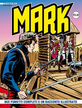 il Comandante Mark edizioni IF copertina numero 101
