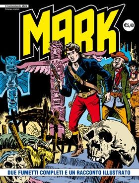 il Comandante Mark edizioni IF copertina numero 103