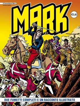 il Comandante Mark edizioni IF copertina numero 104