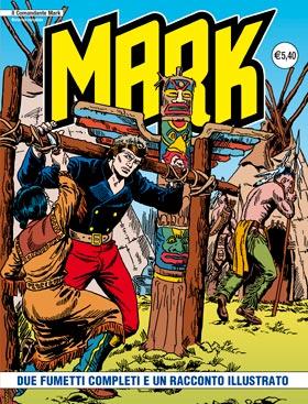 il Comandante Mark edizioni IF copertina numero 105