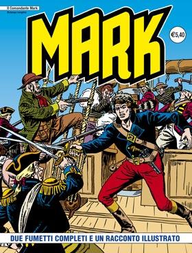 il Comandante Mark edizioni IF copertina numero 106