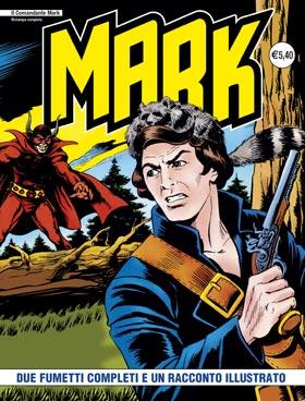 il Comandante Mark edizioni IF copertina numero 107
