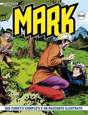 il Comandante Mark edizioni IF copertina numero 108