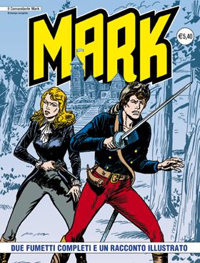 il Comandante Mark edizioni IF copertina numero 109