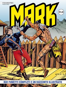 il Comandante Mark edizioni IF copertina numero 110