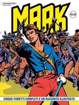 il Comandante Mark edizioni IF copertina numero 111