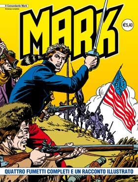 il Comandante Mark edizioni IF copertina numero 112
