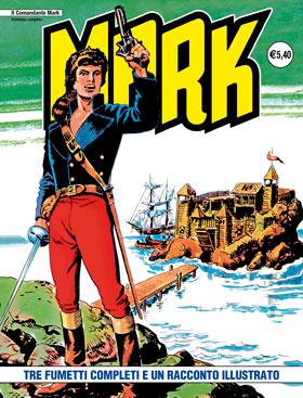 il Comandante Mark edizioni IF copertina numero 113