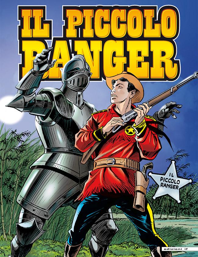 il piccolo ranger edizioni IF copertina numero 2