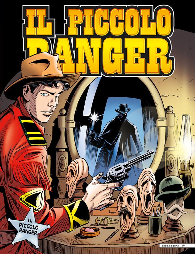 il piccolo ranger edizioni IF copertina numero 10