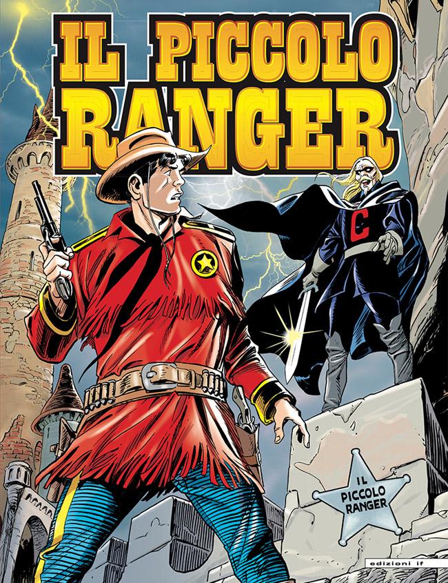 il piccolo ranger edizioni IF copertina numero 23