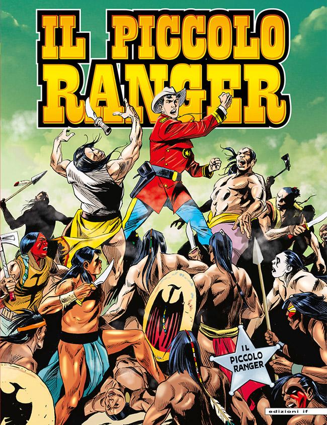 il piccolo ranger edizioni IF copertina numero 24