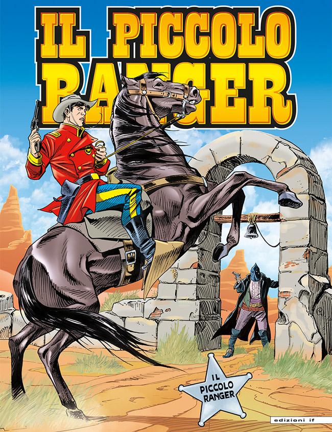 il piccolo ranger edizioni IF copertina numero 27