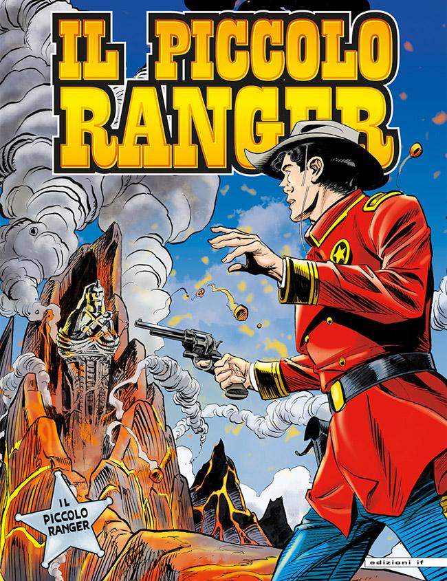 il piccolo ranger edizioni IF copertina numero 28