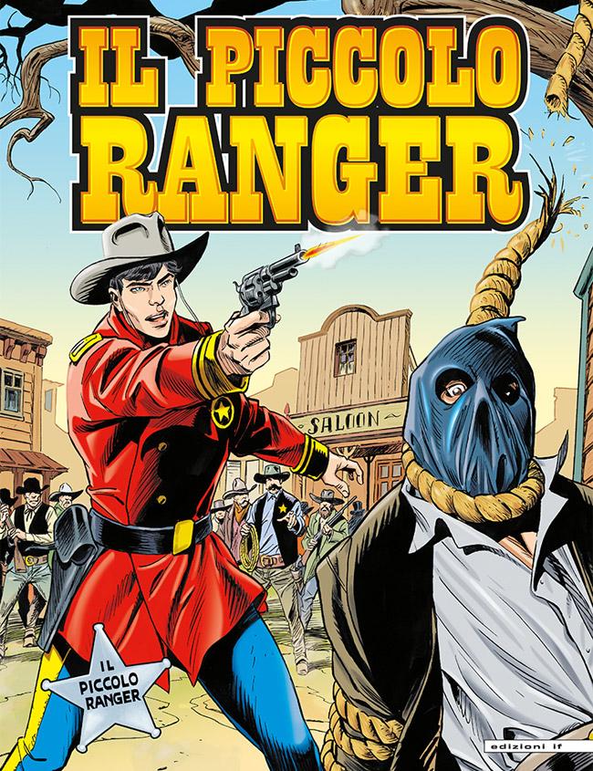 il piccolo ranger edizioni IF copertina numero 29
