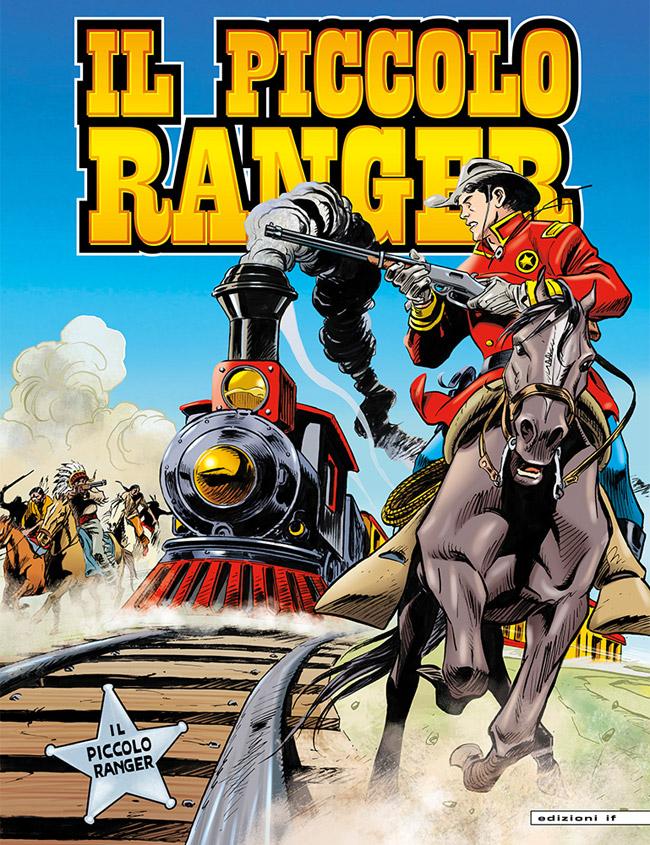 il piccolo ranger edizioni IF copertina numero 30