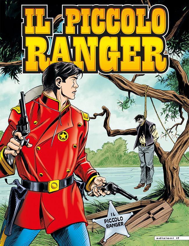 il piccolo ranger edizioni IF copertina numero 31