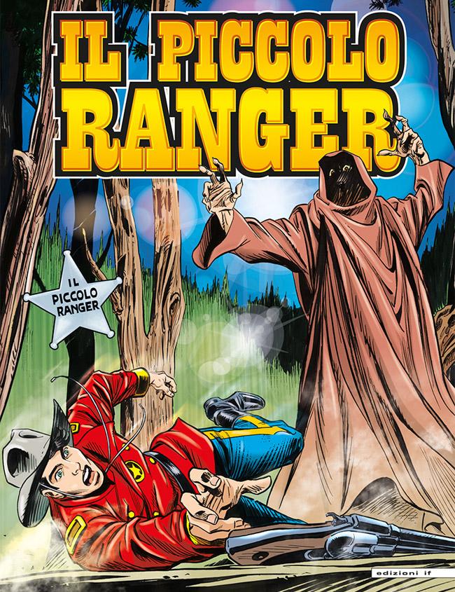 il piccolo ranger edizioni IF copertina numero 32