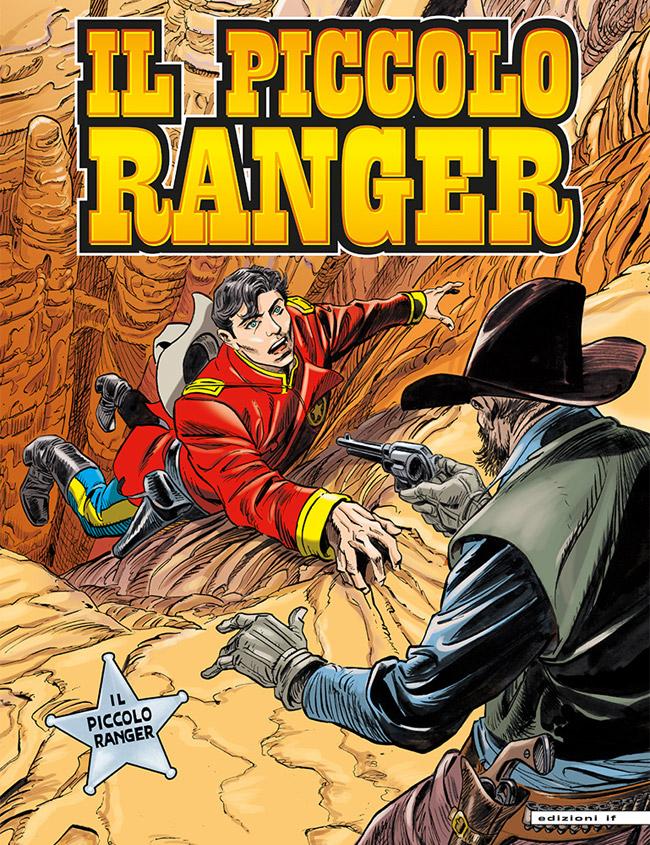 il piccolo ranger edizioni IF copertina numero 36