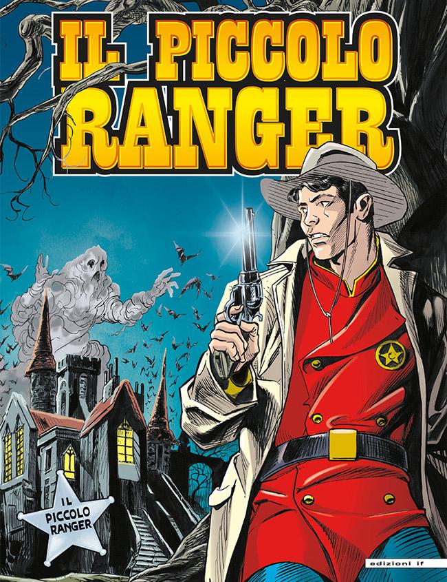 il piccolo ranger edizioni IF copertina numero 38