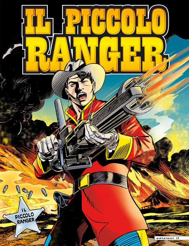 il piccolo ranger edizioni IF copertina numero 39