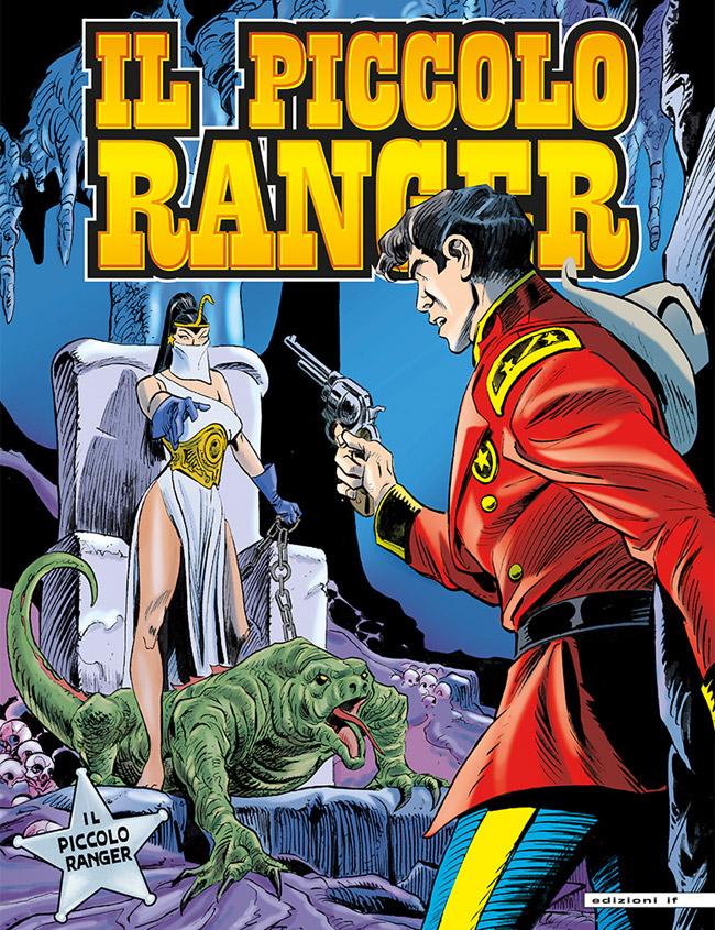 il piccolo ranger edizioni IF copertina numero 44