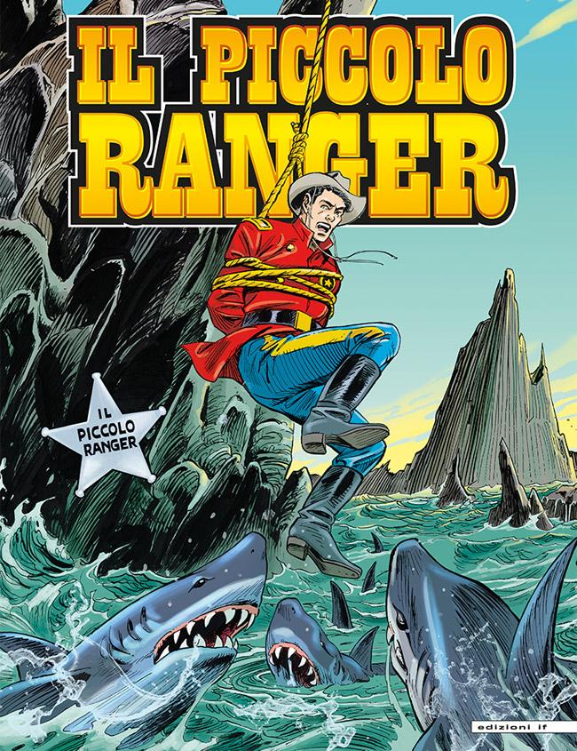 il piccolo ranger edizioni IF copertina numero 46