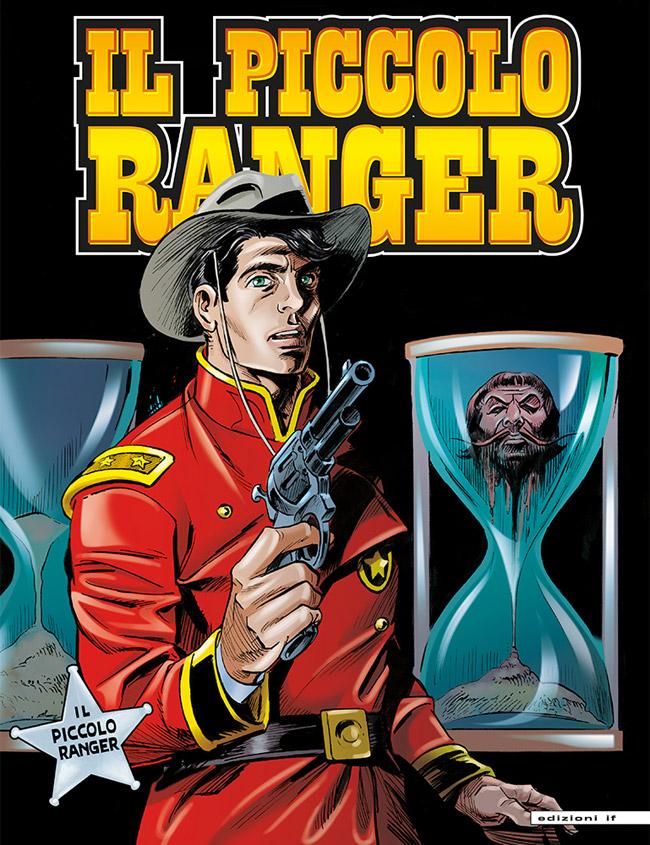 il piccolo ranger edizioni IF copertina numero 47