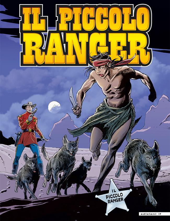 il piccolo ranger edizioni IF copertina numero 49