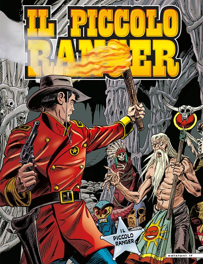 il piccolo ranger edizioni IF copertina numero 41