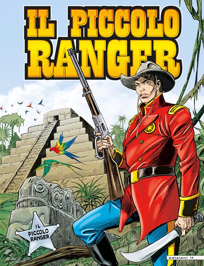 il piccolo ranger edizioni IF copertina numero 52