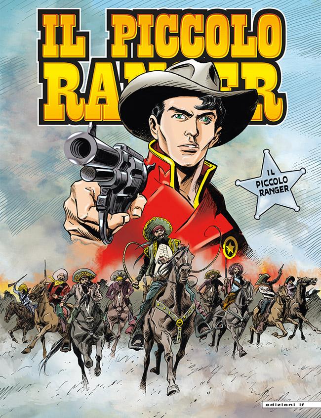 il piccolo ranger edizioni IF copertina numero 53
