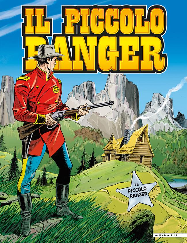 il piccolo ranger edizioni IF copertina numero 54
