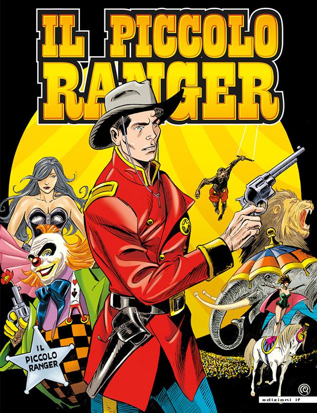 il piccolo ranger edizioni IF copertina numero 55