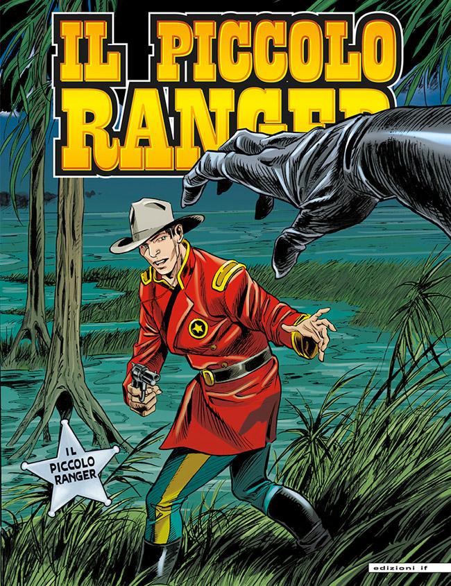 il piccolo ranger edizioni IF copertina numero 56