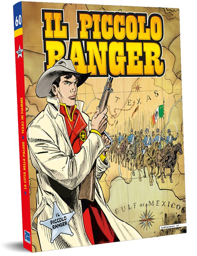 il piccolo ranger edizioni IF copertina numero 60