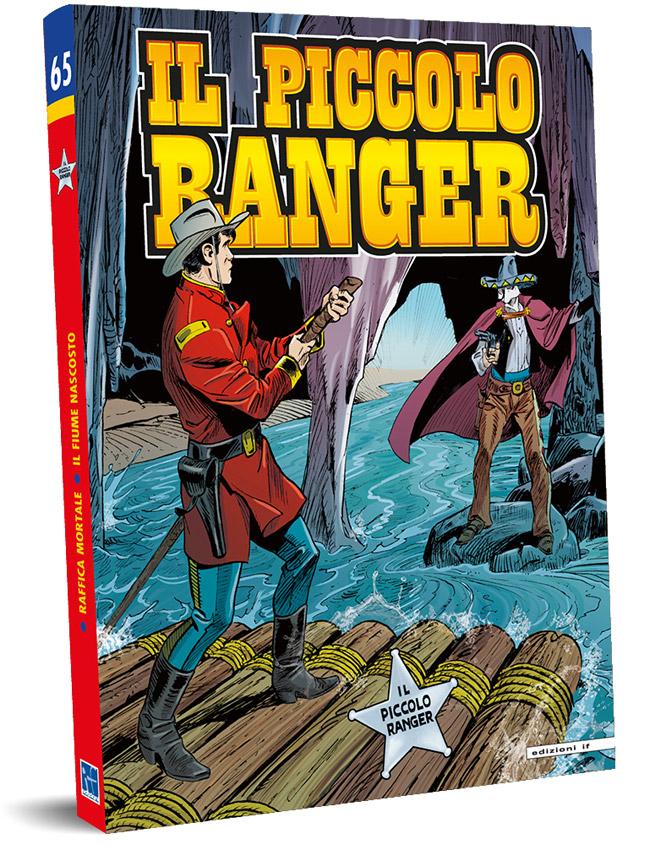 il piccolo ranger edizioni IF copertina numero 65