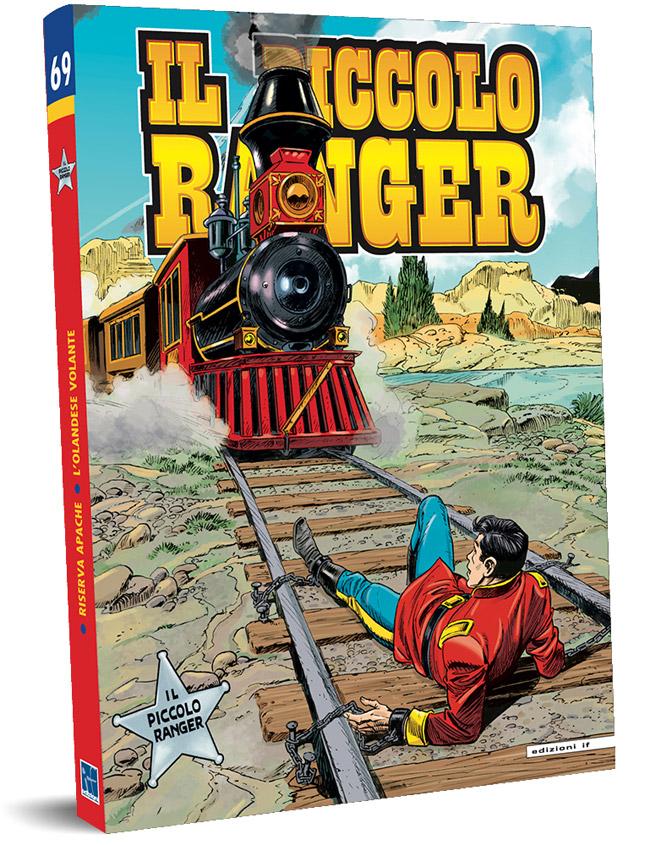 il piccolo ranger edizioni IF copertina numero 69