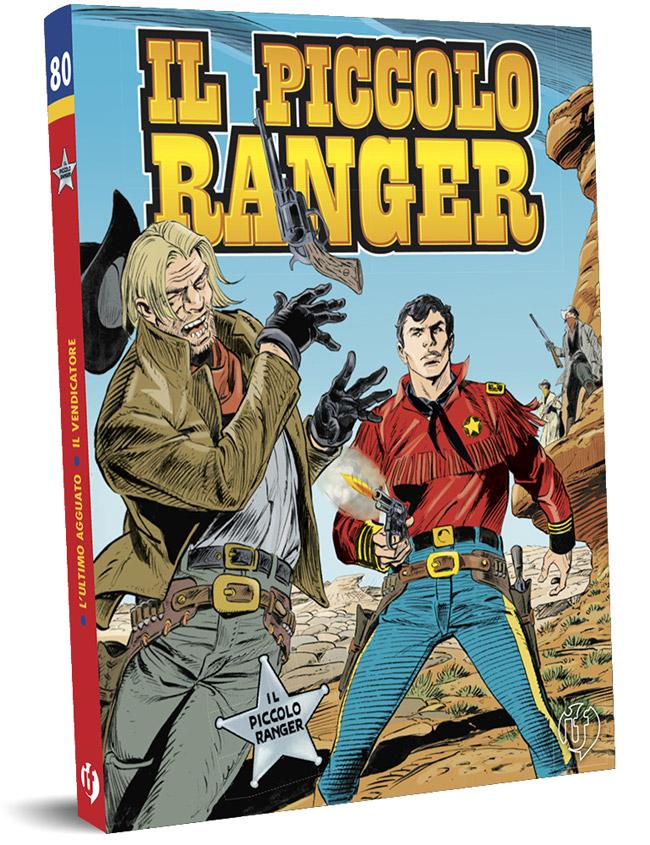 il piccolo ranger edizioni IF copertina numero 80