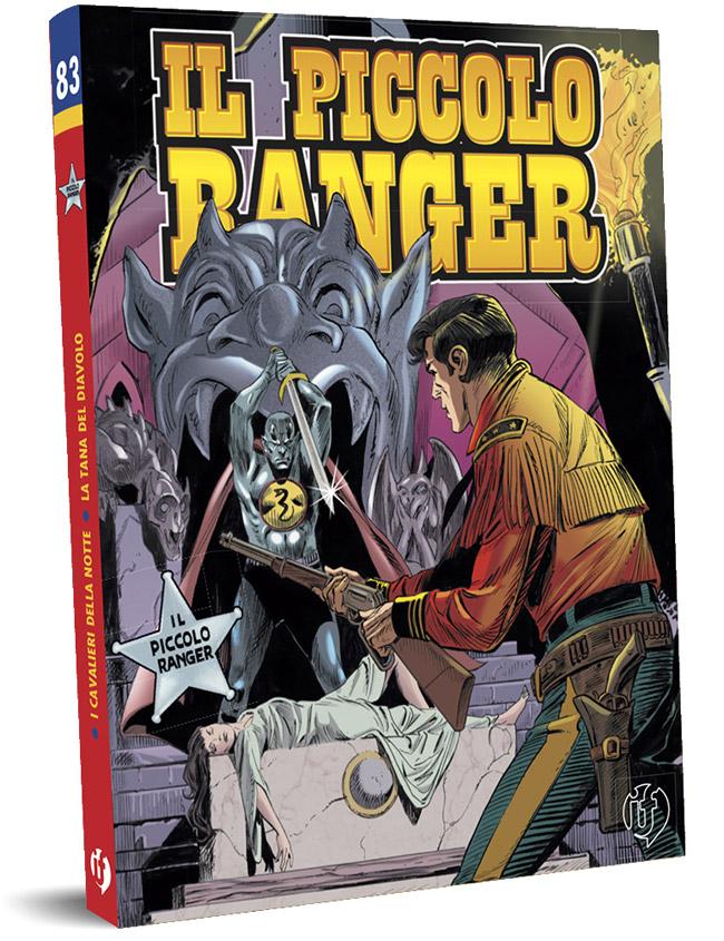 il piccolo ranger edizioni IF copertina numero 83