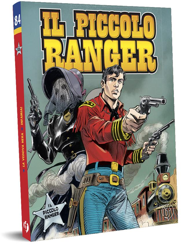 il piccolo ranger edizioni IF copertina numero 84