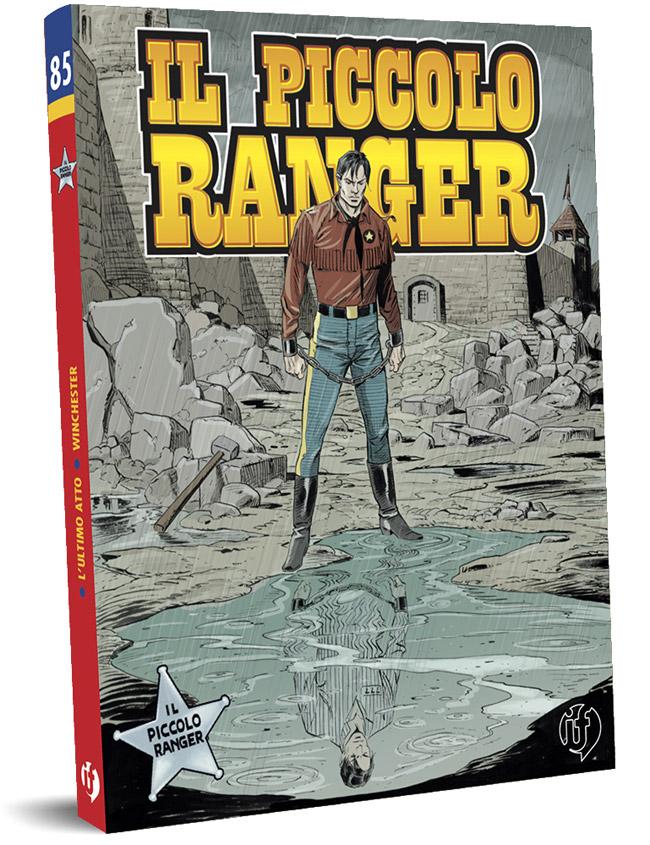 il piccolo ranger edizioni IF copertina numero 85